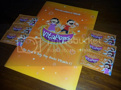 VitaPops - Pop Rocks Vitamin C For Kids