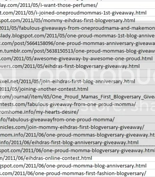 Blog Entries and Badges