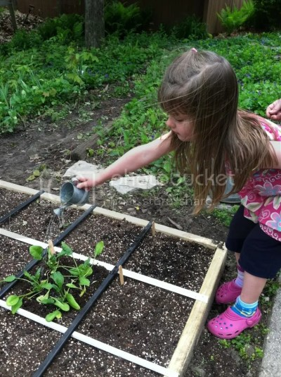 Engage Your Children With Gardening