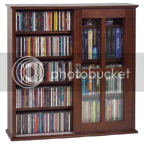 DVD Cabinet