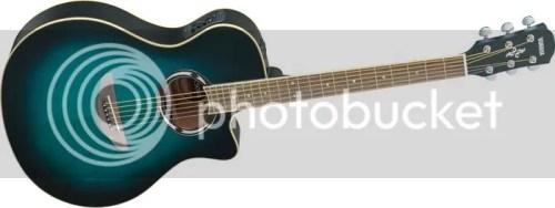 Yamaha APX500II Thinline Cutaway Acoustic-Electric Guitar
