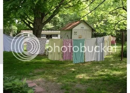 Cloths Line