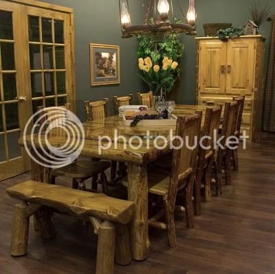 Log Cabin Furniture
