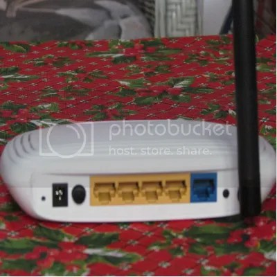 TP-Link Wireless Router