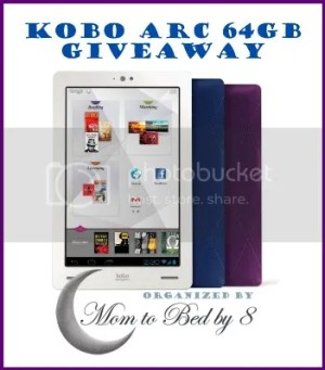 Kobo Arc 16GB Tablet