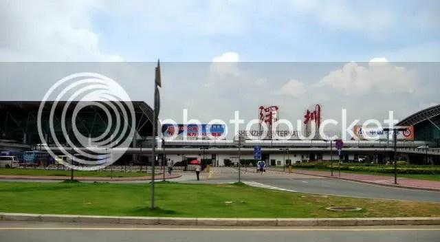 Shenchen Airport