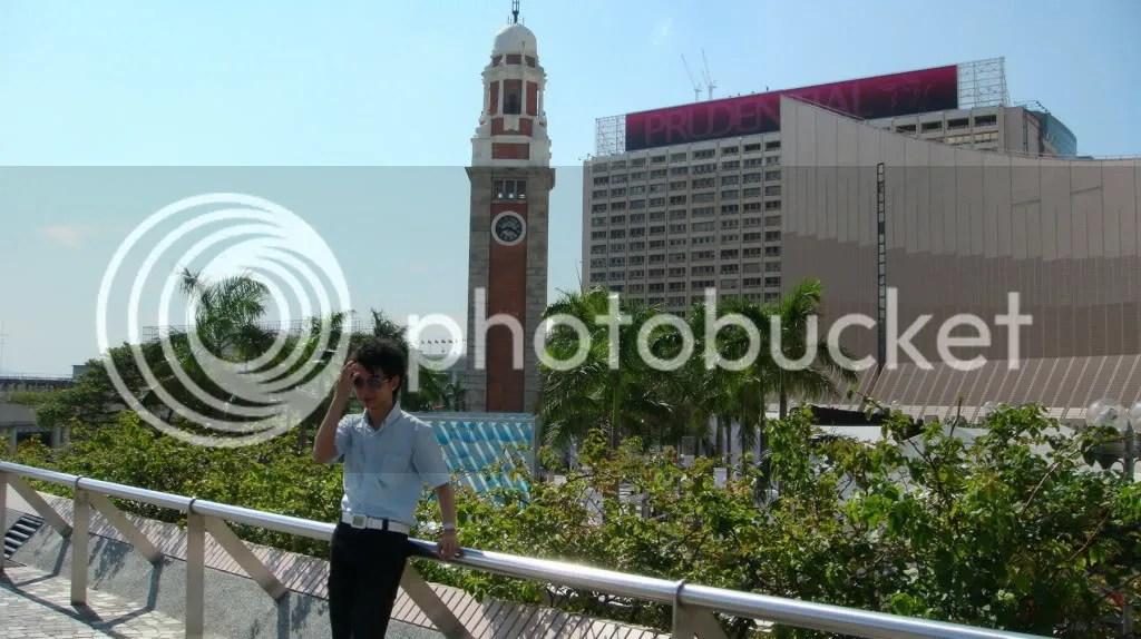 Kowloon Public Pier Clock Tower