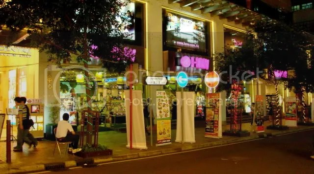 Hankow Road, Tsim Sha Tsui