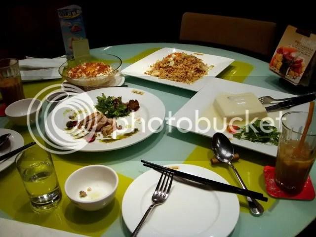 Charme Restaurant, Raffles City