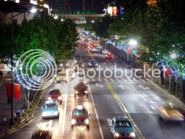Huaihai Street Central