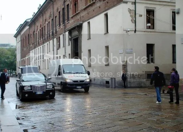 Milan Duomo Vicinity