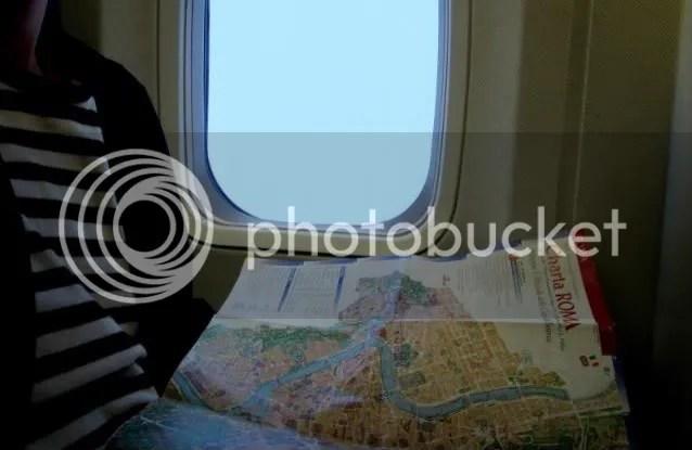 RyanAir to Rome, Italy