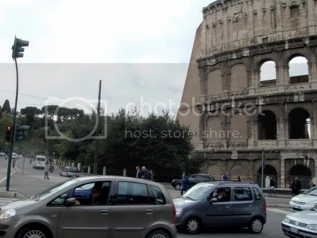 Colosseo (Coliseum), Rome