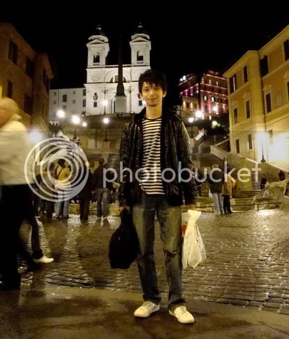 Piazza di Spagna (Spanish Piazza), Rome