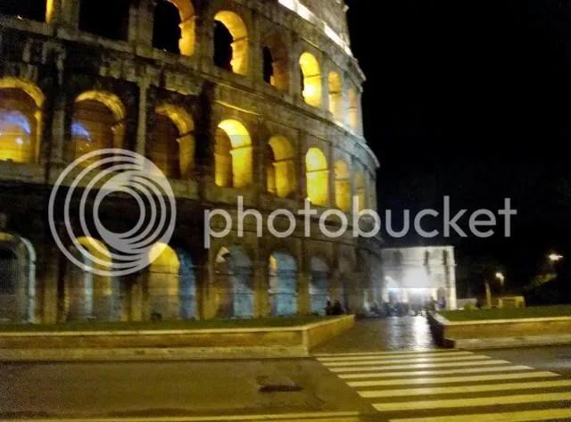 Colosseo (Colosseum), Rome