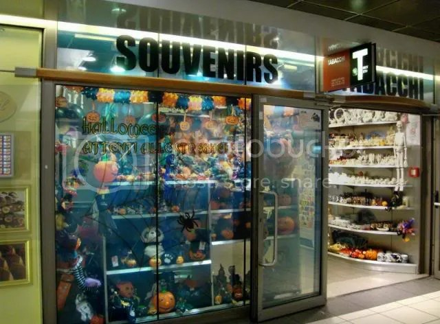 Rome Subway Stores
