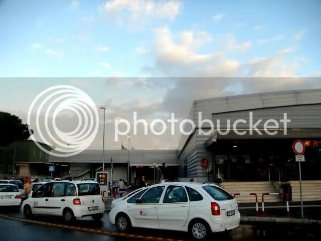 Ciampino Airport, Rome