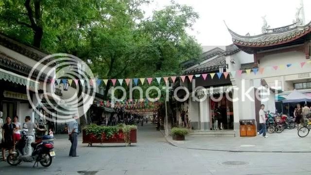 Chipao (Cheongsam) Street