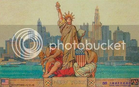 HSBC Mural of World Metropolis - New York