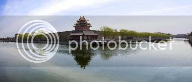 Northwest Corner of the Forbidden City 2010