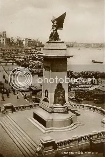 Statue of Peace at War Memorial Square