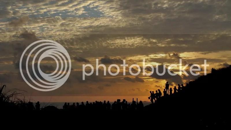 Sunrise at Century Sunrise Terrace, East Blessing Hill Island