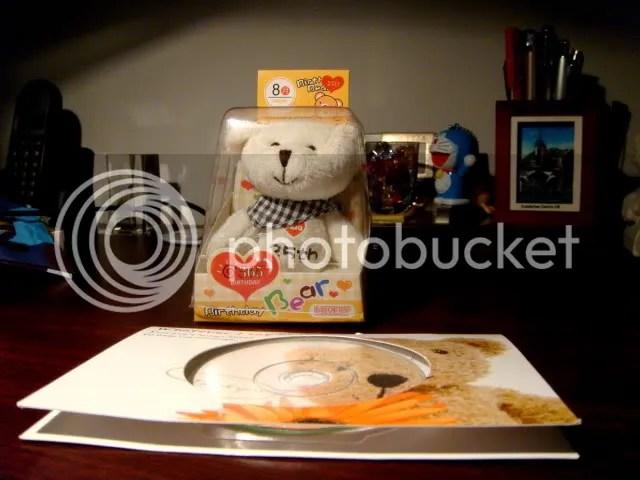 Figurine - Birthday Bear