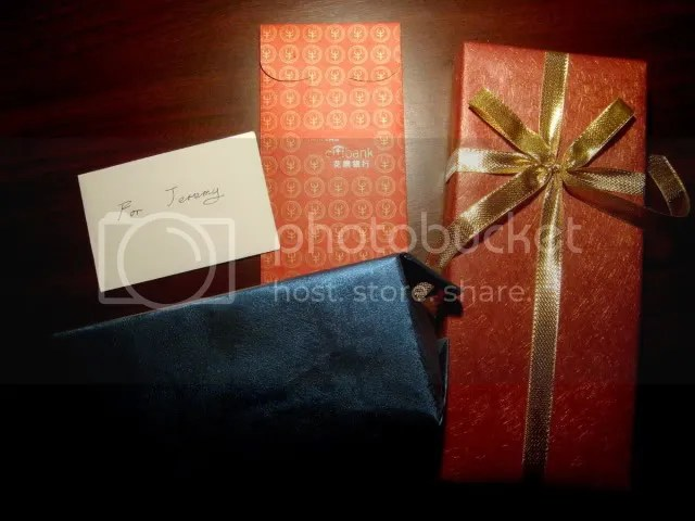 Gift Boxes of Birthday Presents
