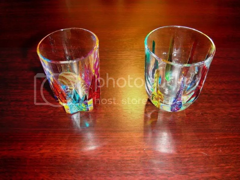 Handpainting Glasses