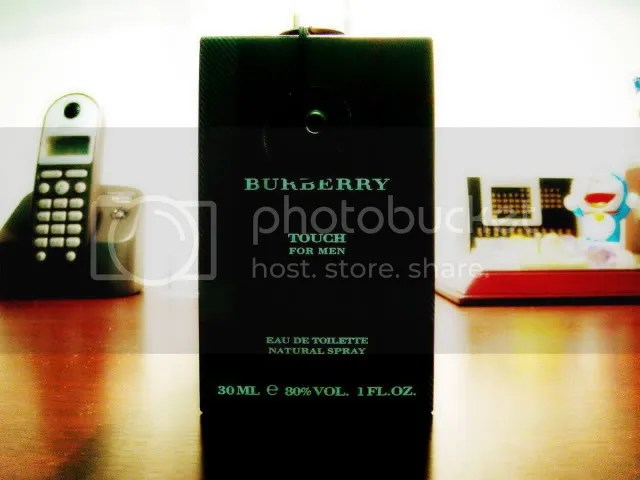 Burberry Perfume Touch for Men