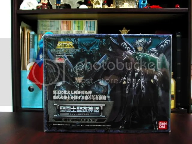 Saint Seiya Toy Model Thanatos