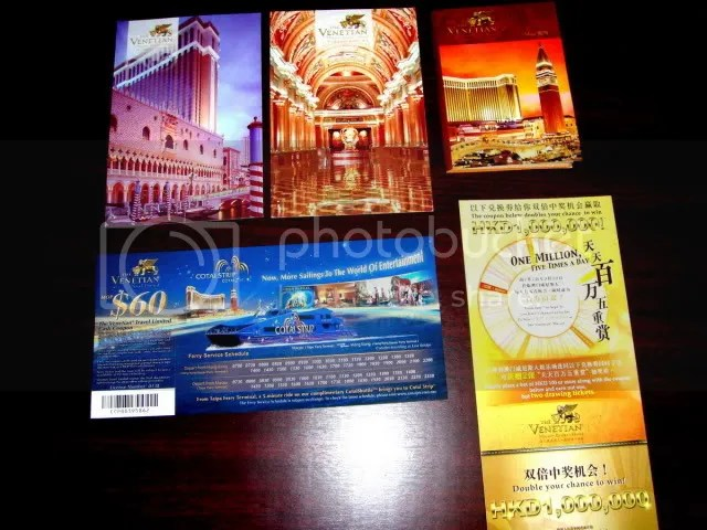 Postcards and Leaflets of Macao