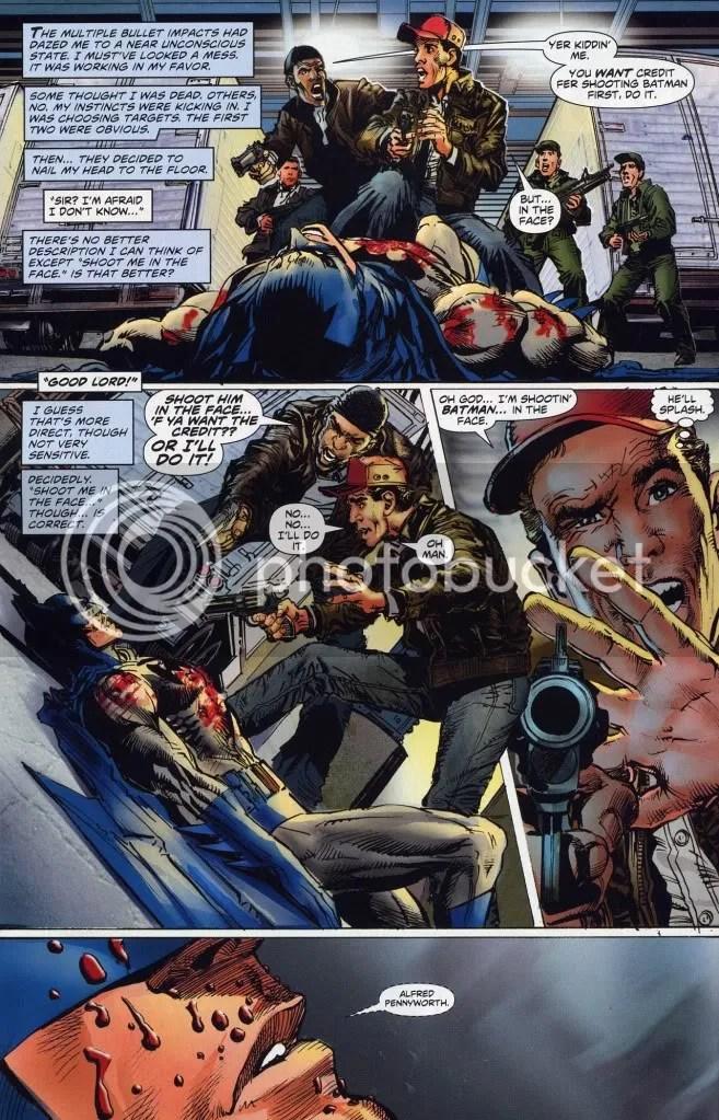 batman shot in the face