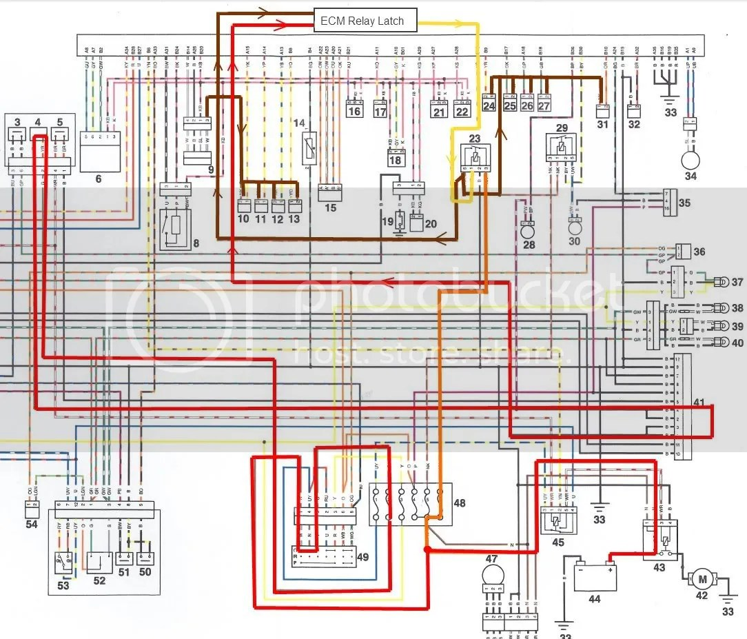 hight resolution of triumph 675 ecu wiring diagram wiring library ecu circuits report this image