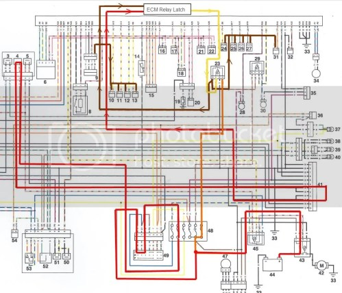 small resolution of triumph 675 ecu wiring diagram wiring library ecu circuits report this image