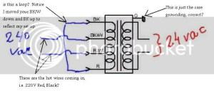 wiring help replacing transformer Pentair Minimax NT heater