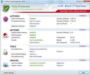 TrustPort Total Protection 2012 12.0.0.4863 Multilanguage final