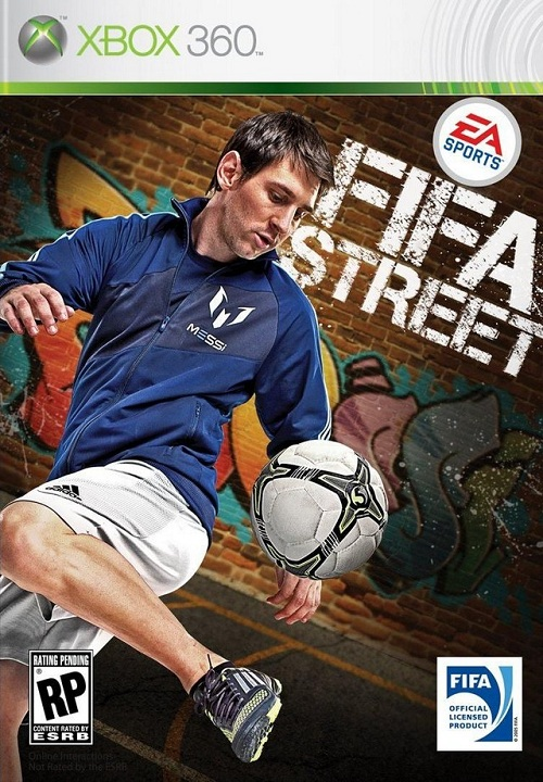 FIFA Street (2012) XBOX360-SPARE