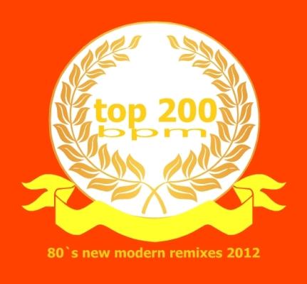 Va  Top 200 80s New Modern Remixes 2012 (2012)  Free
