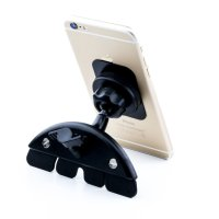 Car CD Slot Phone Holder | Universal Magnetic Phone ...