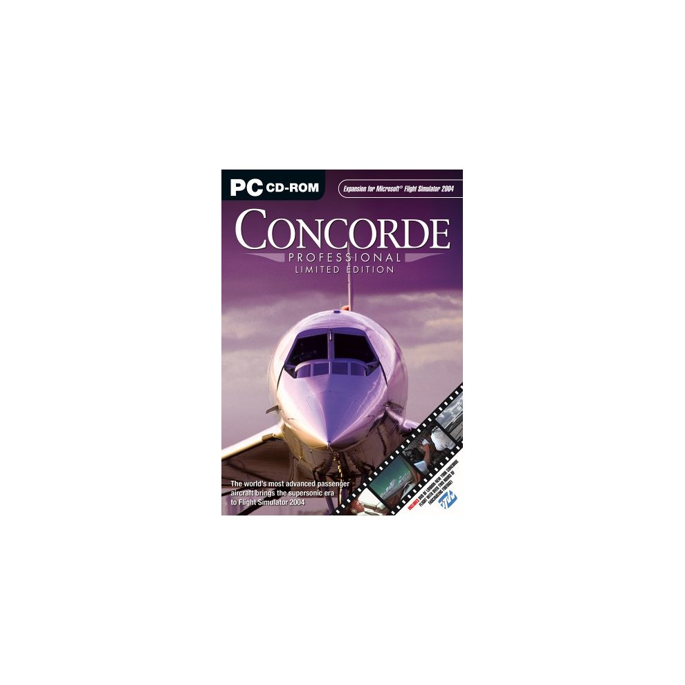 concorde professional limited edition