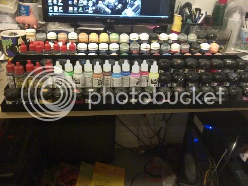 Paint Rack 2