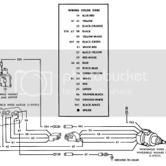 Holley Dominator Efi Wiring Diagram How To Draw Dot Diagrams Help With 65 2-speed Wiper Motor And Switch - Vintage Mustang Forums