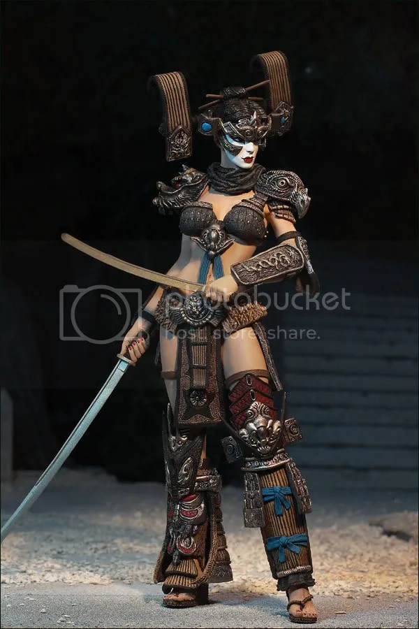 I was thinking about getting a samurai tattoo. Show me some of the baddest