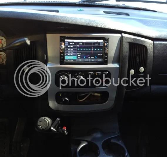 2004 Dodge Ram 1500 Dash Wiring Harness