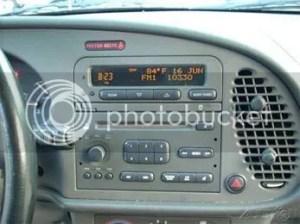 Saab 93 95 900 9000 Radio Stereo Removal Tool Key Set   eBay