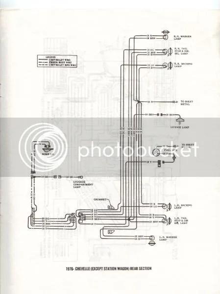70 Chevelle Engine Wiring