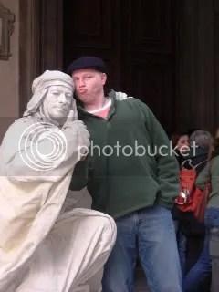 Gilbert Statue