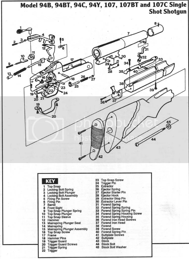 hight resolution of the 94b which this is isn t a particularly complicated mechanism it has been around a long time because it works and it is durable