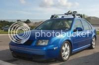 VWVortex.com - FS roof rack basket, OEM vw, and mk4 cluster